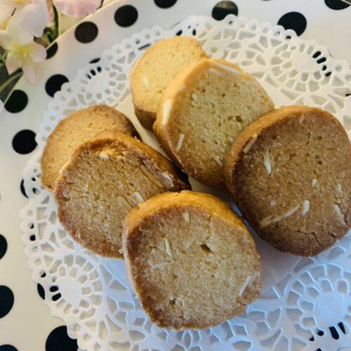 【糖質0.9g】砂糖・小麦粉・バター不使用♪ココナッツオイルクッキー